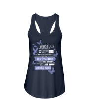 esophageal-cancer-periwinkle-STUCK Ladies Flowy Tank thumbnail