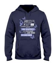 esophageal-cancer-periwinkle-STUCK Hooded Sweatshirt thumbnail