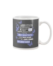 esophageal-cancer-periwinkle-STUCK Mug thumbnail
