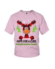 nonhodgkins-lymphoma-limegreen-hfac Youth T-Shirt thumbnail