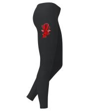 blood-cancer-red-believe Ladies Leggings thumbnail