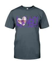 leiomyosarcoma-purple-loved Classic T-Shirt thumbnail