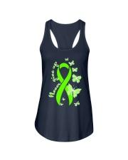 nonhodgkins-lymphoma-limegreen-never Ladies Flowy Tank thumbnail