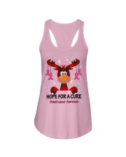 breast-cancer-pink-hfac Ladies Flowy Tank thumbnail