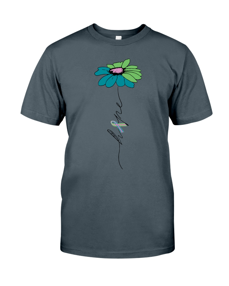 metastatic-breast-cancer-fhope Classic T-Shirt