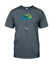 metastatic-breast-cancer-fhope Classic T-Shirt front