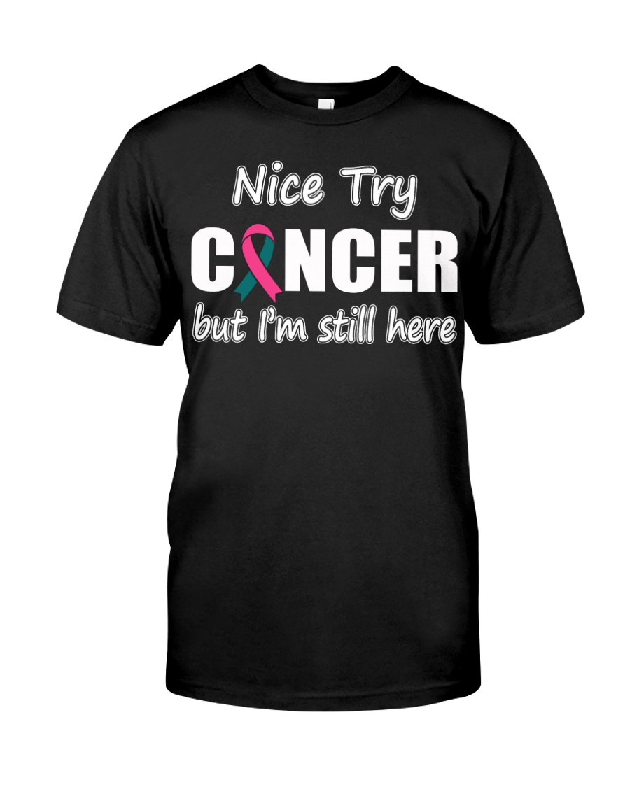 ovarian-breast-cancer-sth Classic T-Shirt