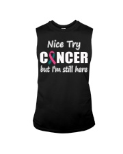 ovarian-breast-cancer-sth Sleeveless Tee thumbnail