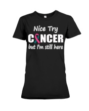 ovarian-breast-cancer-sth Premium Fit Ladies Tee thumbnail