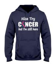 ovarian-breast-cancer-sth Hooded Sweatshirt thumbnail