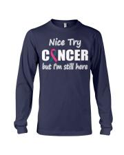 ovarian-breast-cancer-sth Long Sleeve Tee thumbnail