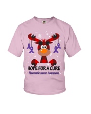 pancreatic-cancer-purple-hfac Youth T-Shirt thumbnail