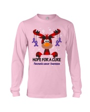 pancreatic-cancer-purple-hfac Long Sleeve Tee thumbnail