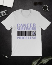 all-cancer-lavender-priceless Classic T-Shirt lifestyle-mens-crewneck-front-16