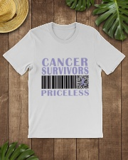 all-cancer-lavender-priceless Classic T-Shirt lifestyle-mens-crewneck-front-18
