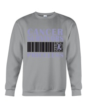 all-cancer-lavender-priceless Crewneck Sweatshirt thumbnail