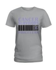all-cancer-lavender-priceless Ladies T-Shirt thumbnail