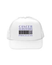all-cancer-lavender-priceless Trucker Hat thumbnail