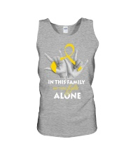 childhood-cancer-gold-fight-together Unisex Tank thumbnail