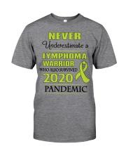 lymphoma-lime-npan Classic T-Shirt tile