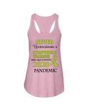 lymphoma-lime-npan Ladies Flowy Tank thumbnail