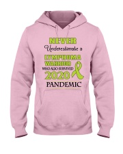 lymphoma-lime-npan Hooded Sweatshirt thumbnail