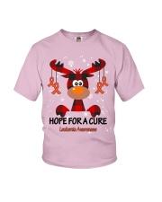 leukemia-orange-hfac Youth T-Shirt thumbnail