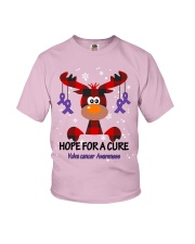 vulva-cancer-purple-hfac Youth T-Shirt thumbnail
