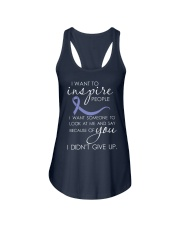 all-cancer-lavender-inspire Ladies Flowy Tank thumbnail