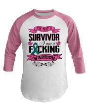 ovarian-cancer-teal-fgwr Baseball Tee front