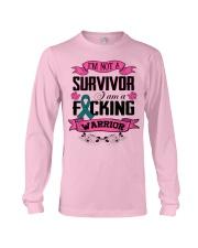 ovarian-cancer-teal-fgwr Long Sleeve Tee thumbnail