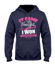 breast-cancer-pink-iwon1 Hooded Sweatshirt thumbnail