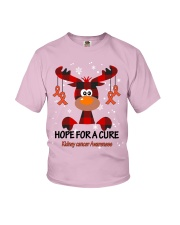 kidney-cancer-orange-hfac Youth T-Shirt thumbnail