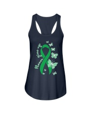 bile-duct-cancer-kellygreen-never Ladies Flowy Tank thumbnail