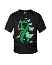 bile-duct-cancer-kellygreen-never Youth T-Shirt thumbnail