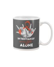leukemia-orange-fight-together Mug thumbnail
