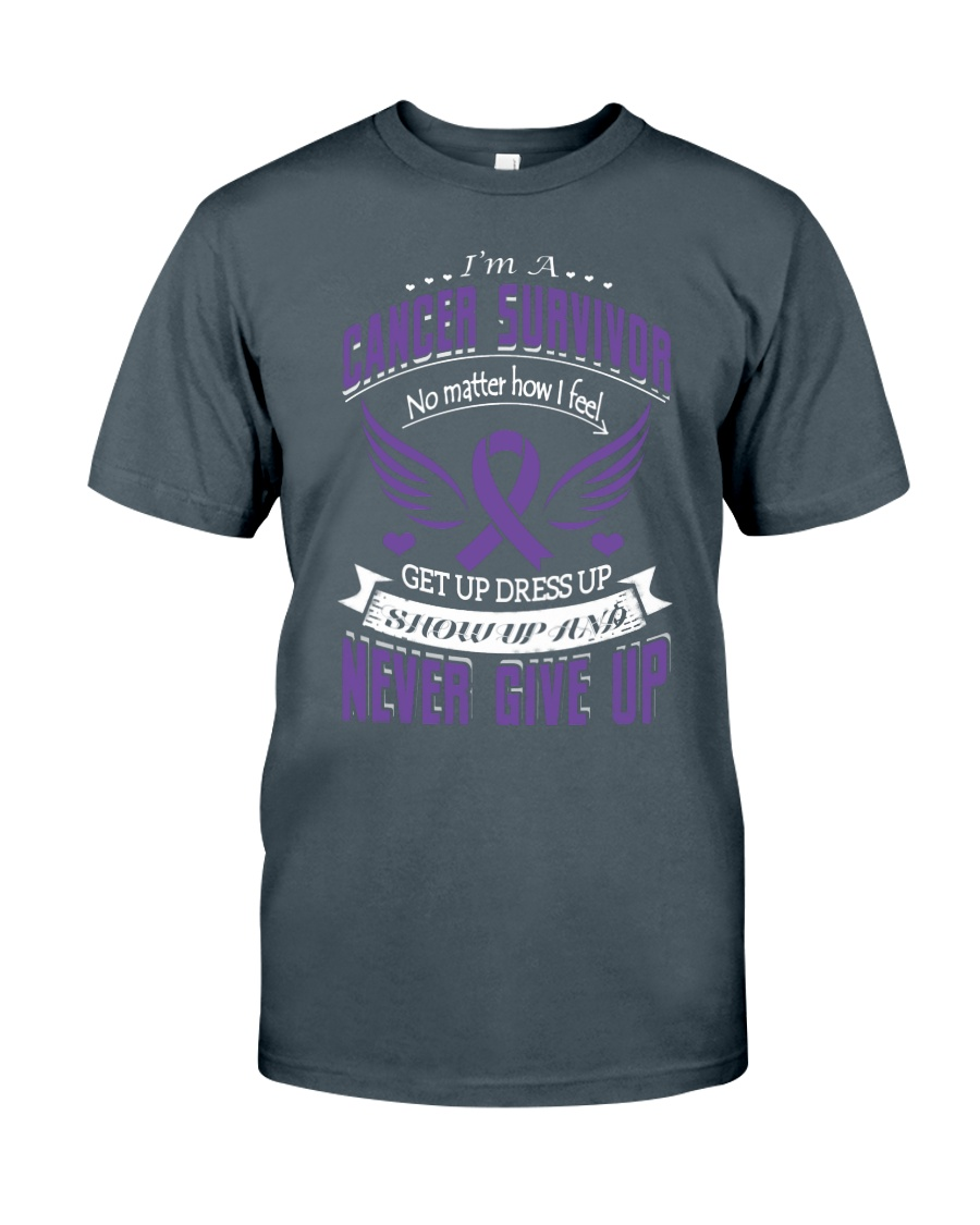 Pancreatic-cancer-purple Classic T-Shirt