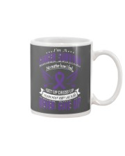 Pancreatic-cancer-purple Mug thumbnail