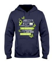lymphoma-lime-STUCK Hooded Sweatshirt thumbnail