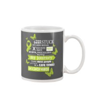 lymphoma-lime-STUCK Mug tile