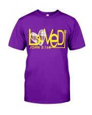 bone-cancer-yellow-loved Classic T-Shirt thumbnail