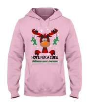 gallbladder-cancer-kellygreen-hfac Hooded Sweatshirt thumbnail