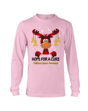 childhood-cancer-gold-hfac Long Sleeve Tee thumbnail