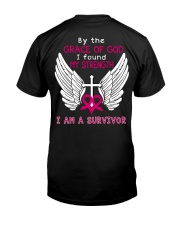 Breast Cancer Awareness - found my strength Classic T-Shirt thumbnail