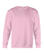 Breast Cancer Awareness - found my strength Crewneck Sweatshirt front