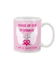 Breast Cancer Awareness - found my strength Mug thumbnail