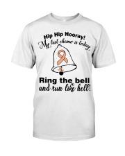 uterine-cancer-peach-rtb Classic T-Shirt thumbnail