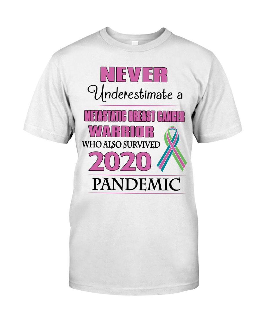metastatic-breast-cancer-npan Classic T-Shirt