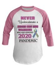 metastatic-breast-cancer-npan Baseball Tee thumbnail