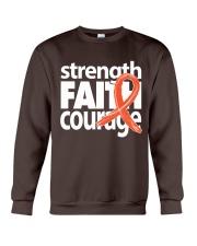leukemia-orange-sfc Crewneck Sweatshirt thumbnail